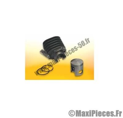 kit cylindre piston malossi en fonte diamètre 57,5 axe de piston 14 pour aprilia scarabeo benelli k2 italjet millenium mbk booster nitro ovetto yamaha aerox bws neos ...