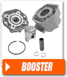 Cylindre piston Booster