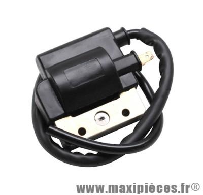 bobine d'allumage extérieur haute tension adaptable pour peugeot 103 avec rupteur