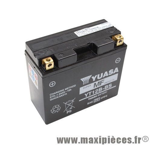 Batterie pour 125 beverly.