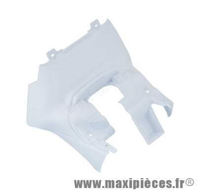 Carenage moteur centrale style origine pour nitro/aerox blanc