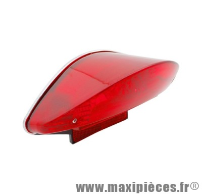 Feu arrière adaptable origine pour scooter chinois qt9 cpi