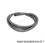 durite d'essence 5mm gris diamètre extensible (intérieur 5mm par 8mm extérieur/vendu par 1 mètres)