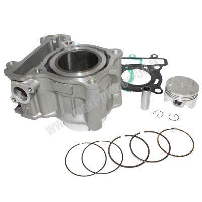 kit cylindre piston type origine : mbk skycruiser yamaha x-max 125cc Ø52mm 2008>