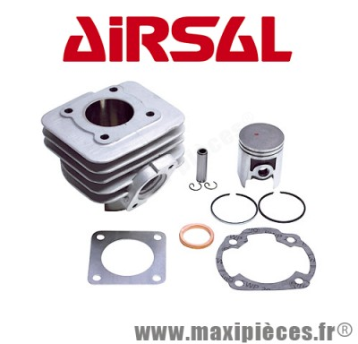 Kit cylindre airsal alu pour Peugeot sc50, honda lead