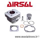 Kit cylindre airsal alu pour Peugeot sc50, honda lead