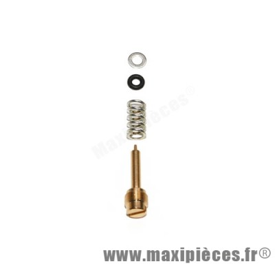 vis d'air / richesse pour carburateur adaptable et dellorto phbg (complete)