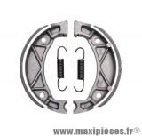 Mâchoire de frein av/ar pour mbk booster stunt spirit next ovetto/ yamaha bw's rocket f12 cpi ø110x25