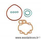 joint kit haut moteur de 50 a boite top performances fonte pour am6: rs rx mx tzr dtr dtx xp6 xps x-limit power beta rr sm mrx rs2 smx spike hrd ... (pochette)(50cc 2t)
