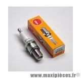 bougie ngk b7es pour la majorité des moteurs a refroidissement liquide de configuration d'origine (bougie longue)