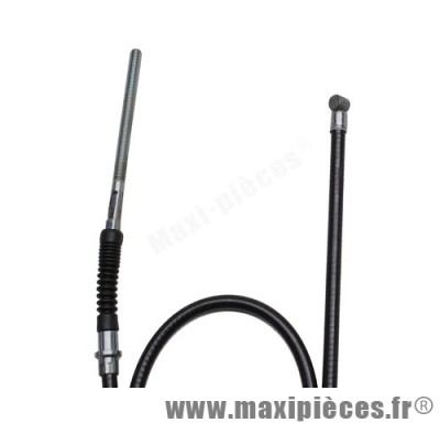 transmission / cable de frein de scooter arriere pour piaggio / gilera stalker