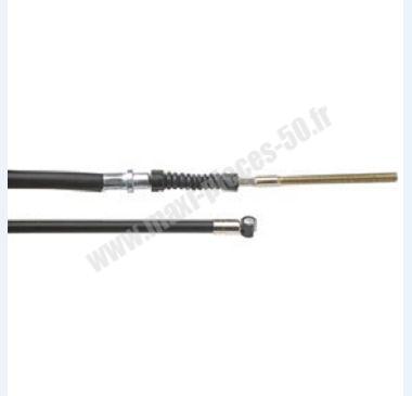 transmission / cable de frein de scooter arriere pour peugeot buxy/speedake/zenith