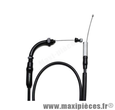 transmission de gaz / cable d'accelerateur de scooter pour mbk ovetto/ yamaha neos