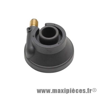 entraineur de cable de compteur de scooter adaptable origine pour peugeot trekker / ludix / jet force (frein a disque)
