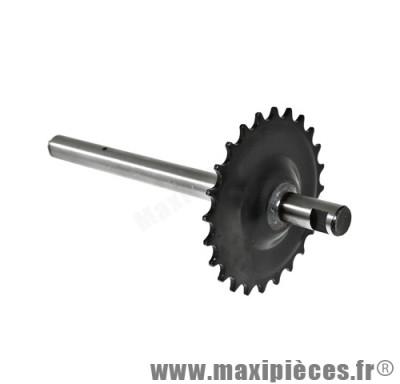 Axe de pédalier pour Peugeot 103 vogue, sp, mvl, chrono, 102…