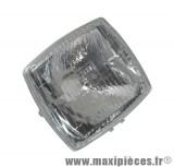 Phare optique avant adaptable origine pour Peugeot 103 mvl, vogue, spx, rcx…