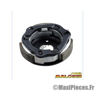 embrayage malossi delta clutch pour piaggio peugeot speedfight trekker typhoon runner nrg ludix...