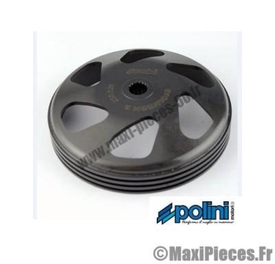 tambour d'embrayage polini evo2 pour booster nitro sr50 f12 diamètre 107.