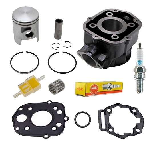 kit cylindre piston joints pour derbi euro 3 2006 senda drd r sm moteur 50cc. Black Bedroom Furniture Sets. Home Design Ideas