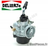 carburateur dellorto phva 17,5 sd pour mob scoot et mecaboite