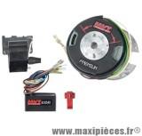 Allumage mvt premium à rotor interne avec éclairage : booster nitro stunt ovetto non catalysé jusqu'à 2003
