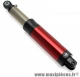 amortisseur  artek k1 oleopneumatique rouge pour booster bw's (entraxe 275mm)