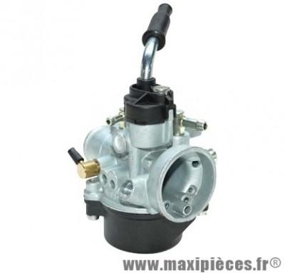 Carburateur dellorto phva 17,5 sd pour mob scoot et mecaboite