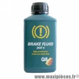 Liquide de frein DOT 4 Q8 250ml *Déstockage !