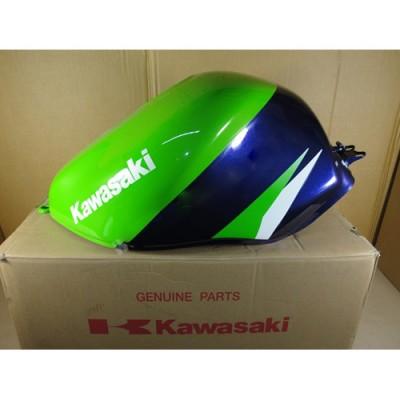 prix discount ! réservoir essence origine pour kawasaki zx900 e1h(attention petit poc)