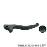 Déstockage ! Levier de frein avant finition carbone pour 50 à boîte Aprilia RS4 50cc de 2011 à 2017