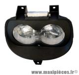 Prix spécial ! Optique type origine Luxor pour scooter mbk booster / yamaha bws 1999>2003