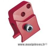 Déstockage ! Rehausse amortisseur alu rouge pour Peugeot Ludix, Speedfight 3