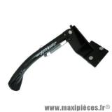 Béquille latérale noir Buzzetti pour maxi scooter 250cc Piaggio X7 250cc * Déstockage !