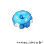 Bouchon réservoir alu bleu Wills HONDA 125/250/500 CR 2T - 94/07  *Déstockage !