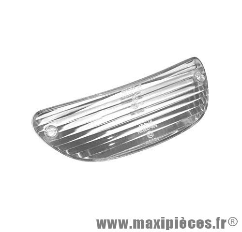 Déstockage ! Cabochon de feu arrière transparent pour Peugeot speedfight 1