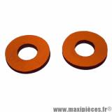 Donuts marque Wiils couleur Orange *Déstockage !