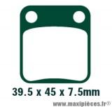Déstockage ! Plaquette de frein avant Peugeot Vivacity 08-14