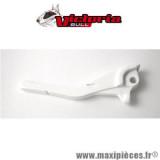 Levier de frein de scooter adaptable origine pour mbk nitro/aerox gauche ou droit blanc Victoria Bull *Déstockage !