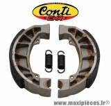 Machoire de frein arrière CONTI CHR (diamètre 110 x 25) pour scooter gilera runner, stalker / piaggio hexagon, et2, et4, lx, zip *Déstockage !