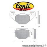 Plaquette de frein Conti CHR pour Aprilia Pegaso Rx Tuareg, Honda 50 Cre, Gilera Eaglet, Peugeot SV Vivacity... *Déstockage !