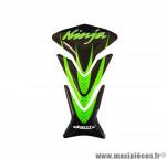 Protection de réservoir HARRY'S noir/vert pour Kawasaki Ninja * Déstockage !