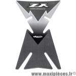 Adhésif de protection pour réservoir gris Kawasaki ZX Ariete *Déstockage !