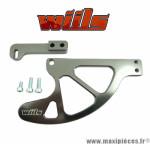 Protection de disque arrière WIILS anodisé titane pour motocross Yamaha YZ/F *Déstockage !