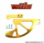 Protection de disque arrière WIILS anodisé OR pour motocross Yamaha YZ/F *Déstockage !