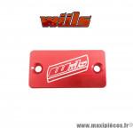 Capot de maitre cylindre de frein avant rouge WIILS pour Yamaha YZ 65/85/125/250 YZF 250/426/450 WRF 250/400/426/450 *Déstockage !