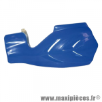 Protèges-mains motocross / enduro Wiils universels bleu 22mm *Déstockage !