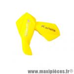 Protèges-mains motocross enfants de marque Ariete universels jaune *Déstockage !