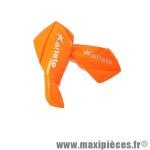 Protèges-mains motocross enfants de marque Ariete universels orange *Déstockage !