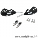 Protèges-mains motocross / quad / enduro Wiils universels 22 et 28mm *Déstockage !