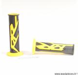 Prix discount ! Paire de revêtements de poignées Ariete RR Performance noir/jaune